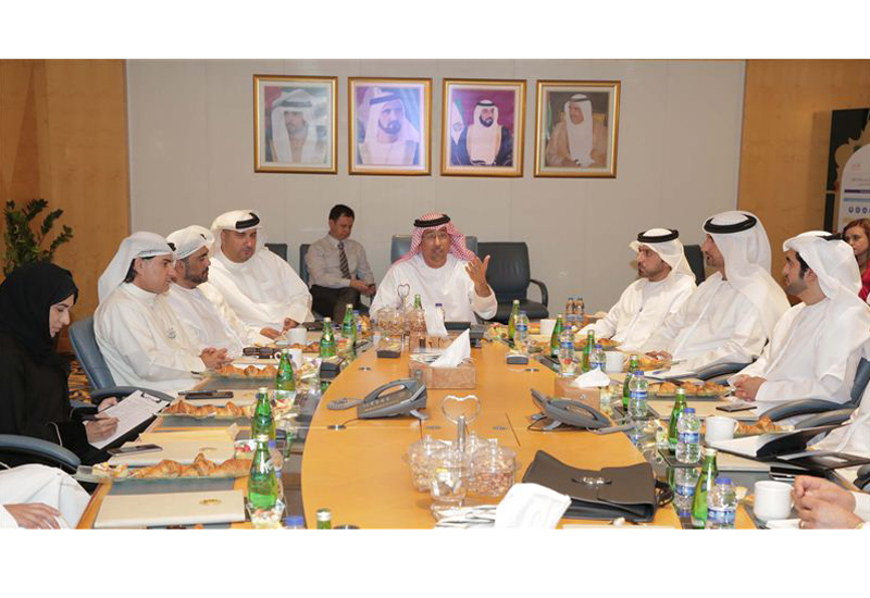 Dubai's Committee for Building Permit Procedures Development was formed this February. [Image: Dubai Media Office]