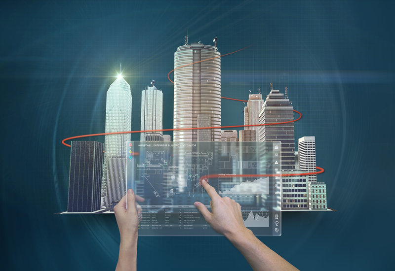EBI R500 leverages the connectivity of today's buildings to help make them more strategic assets.