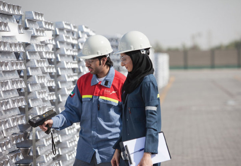 As part of the partnership, graduate students from MIT will run six research projects at EGA's Jebel Ali and Al Taweelah smelters in the UAE. [Image courtesy of EGA]