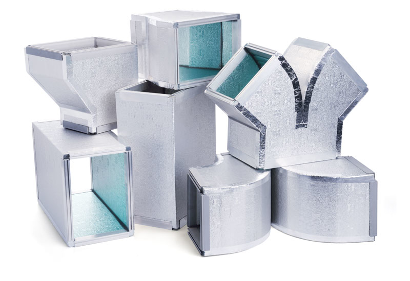 Unigulf will present the Easy Pre-insulated Duct System at the show, alongside other products.