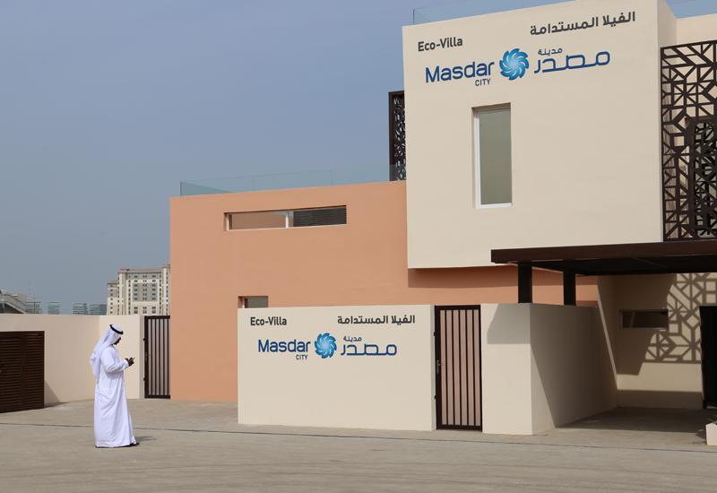 NEWS, SUSTAINABILITY, Projects, Abu dhabi, Abu Dhabi Sustainability Week 2017, Eco-Villa, Energy, Energy saving, HE Suhail Mohammed Al Mzrouei  UAE, Masdar city