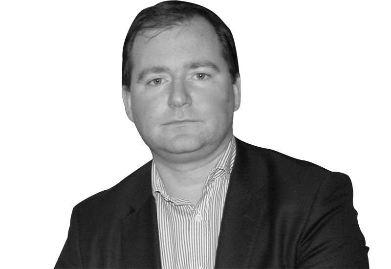 Edward Gallagher, MD of Losberger De Boer Middle East