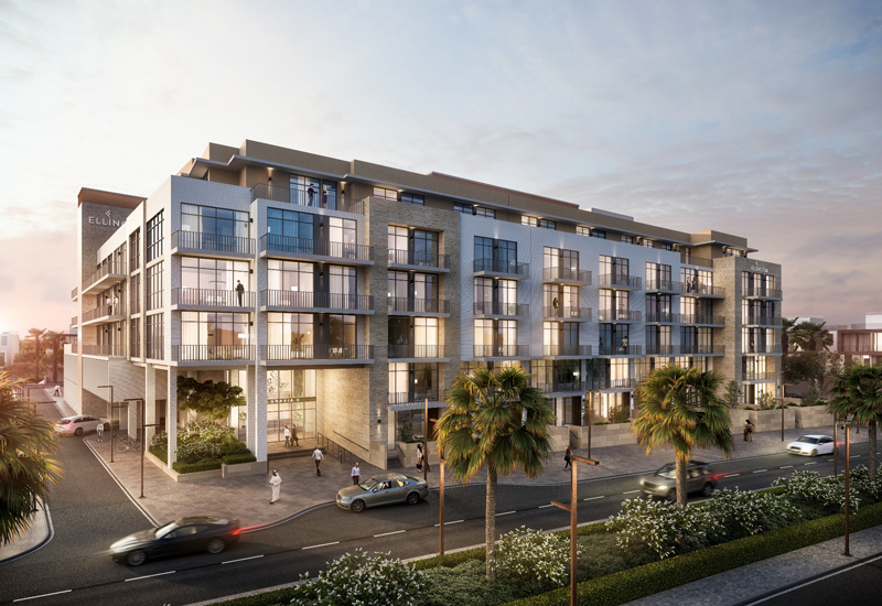 Ellington Properties' Belgravia 2 project will feature 188 residential units.