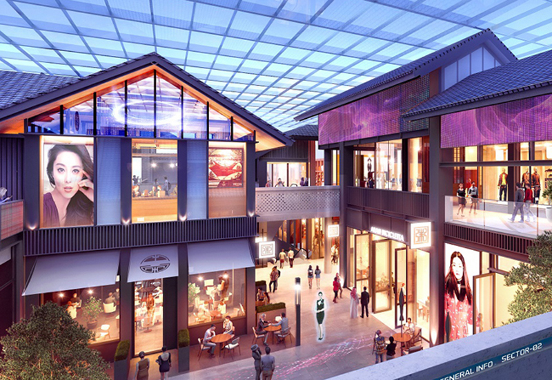 Emaar's Chinatown will be the biggest in the Middle East.