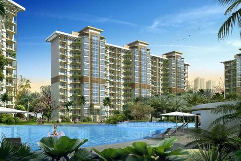 Emaar MGF's Palm Terraces project. [Image for illustrative purposes].
