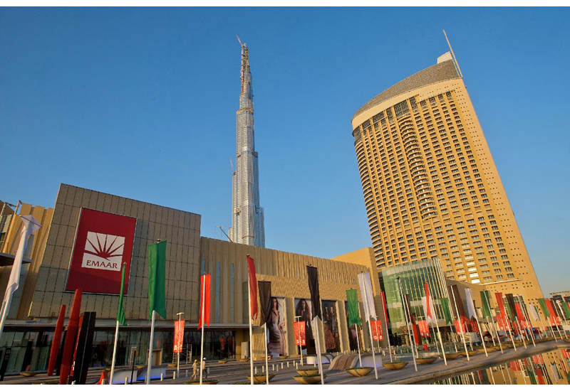 Dubai Mall's Guest Services Department has received two notes of accreditation for its performance.
