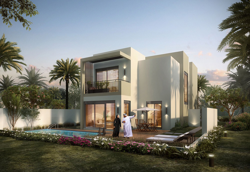 Golf Links community by Emaar Properties.