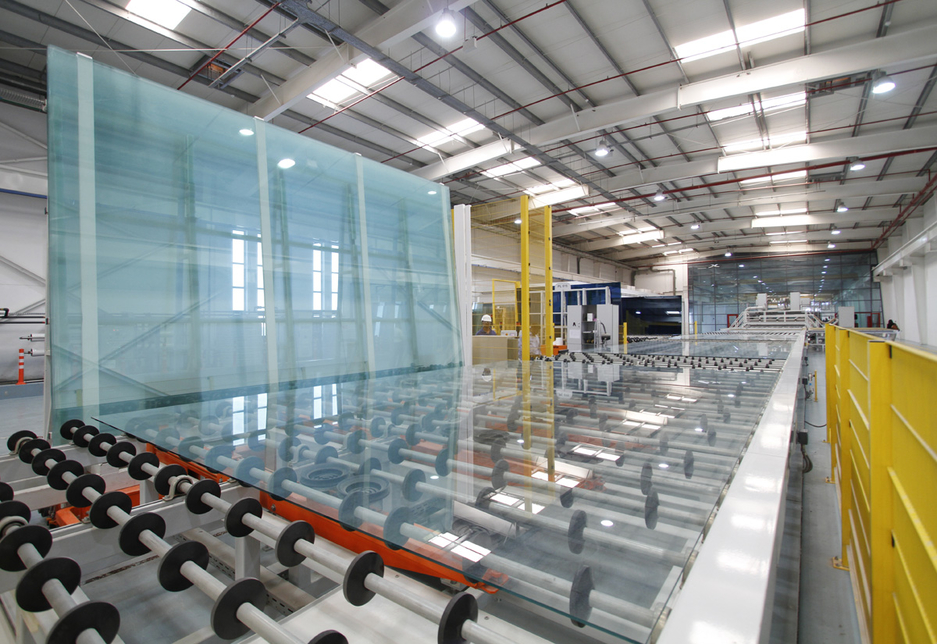 Emirates Glass is executing more than $16m worth of contracts in the GCC.