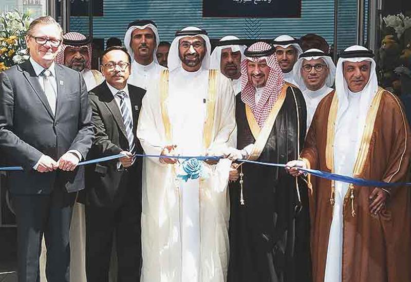Emirates NBD has inaugurated its first branch in Saudi Arabia [image: Emirates NBD].