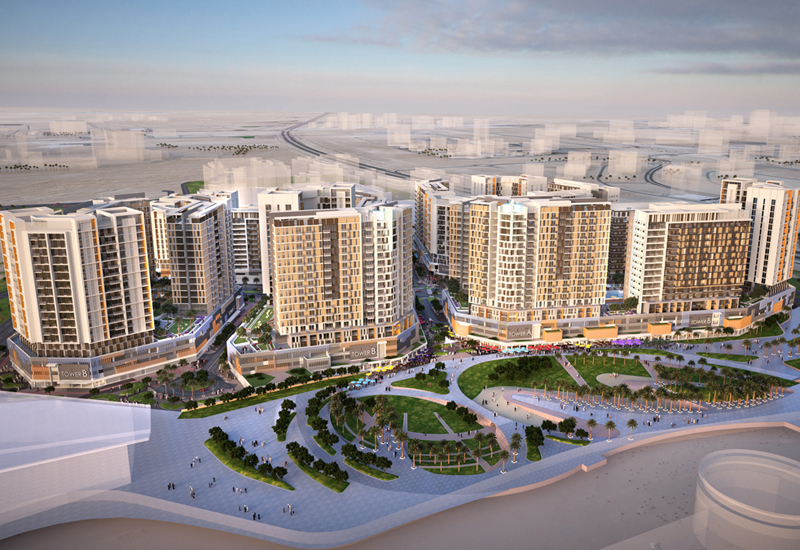 With 2,273 apartments, Expo Village will serve as the residential community during Expo 2020 Dubai.