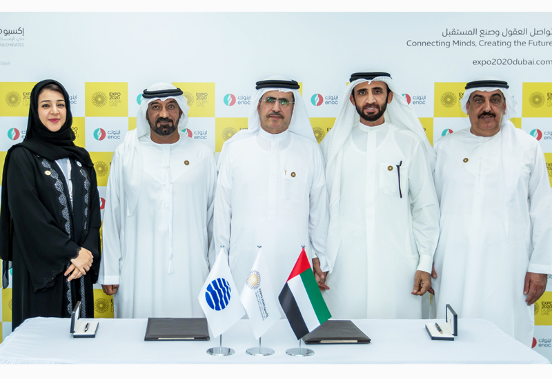 ENOC has been appointed as the official integrated energy partner of Expo 2020 Dubai.