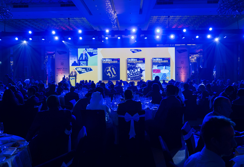 The 2018 fmME Awards will be held on May 8, 2018 in Dubai.