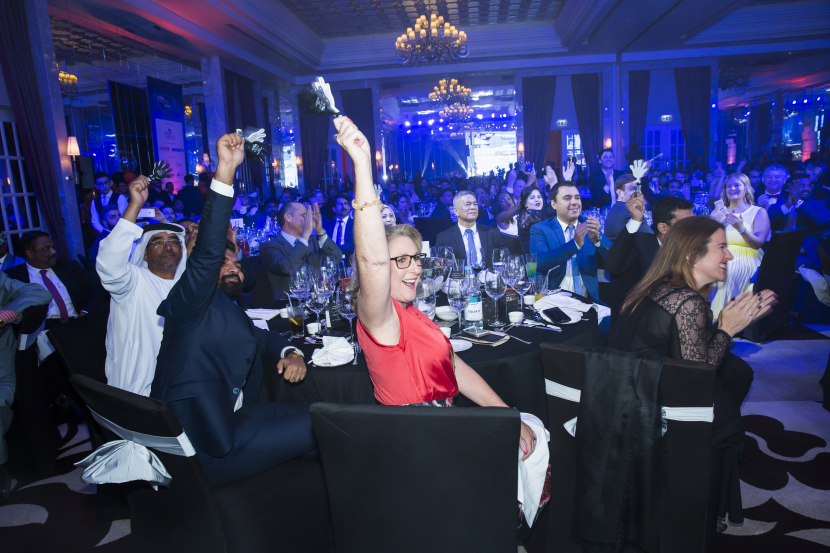 The Facilities Management ME Awards 2018 was held at the Waldorf Astoria in Dubai.