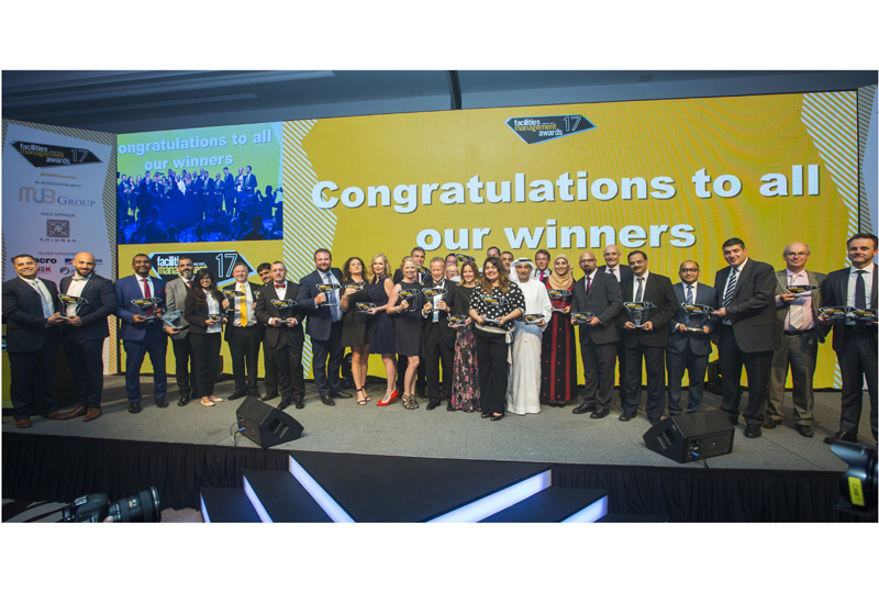Winners were honoured under 15 categories at the fmME Awards 2017.