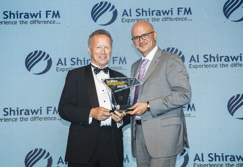 Bill Heath was crowned FM Executive of the Year.