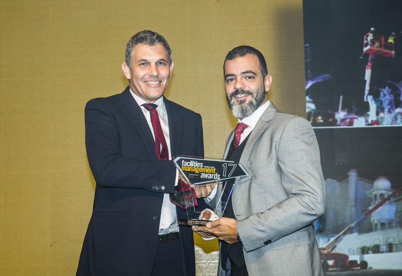 Grako won Health & Safety Initiative of the Year honours.