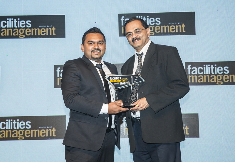 Dulsco was recognised as the Sanitation and Waste Management Company of the Year category at the fmME Awards 2017.