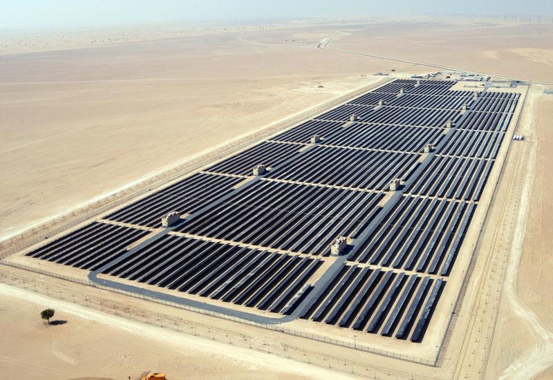 DEWA will develop research labs at the Mohammed Bin Rashid Al Maktoum Solar Park.