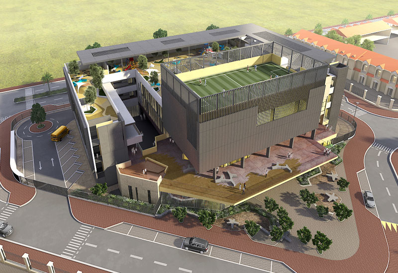 NEWS, MEP, Arcadia Preparatory School, Dubai, Education, Educational institution, Green building, LEED, School, Uae