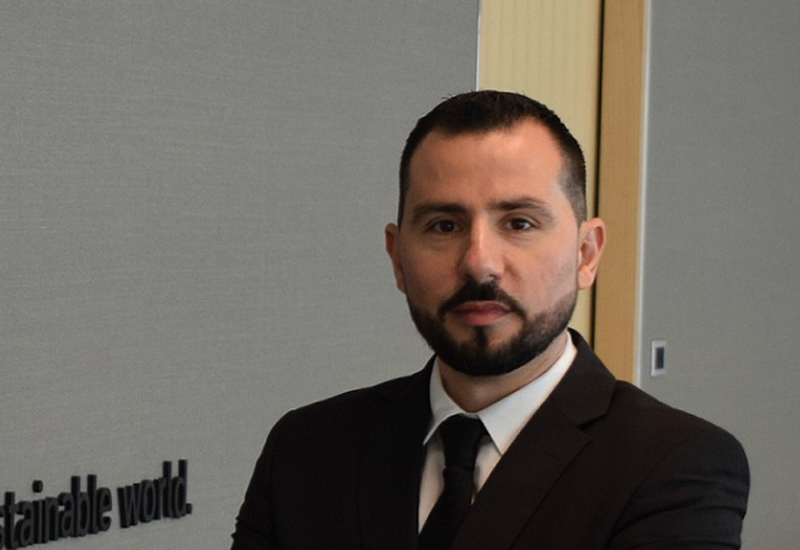 Fahmi Jabri is Honeywell's new business leader for commercial security in the Middle East, Turkey, and Africa.