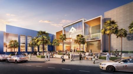 Festival Plaza is set to become major urban lifestyle destination [image: Arabian Business].