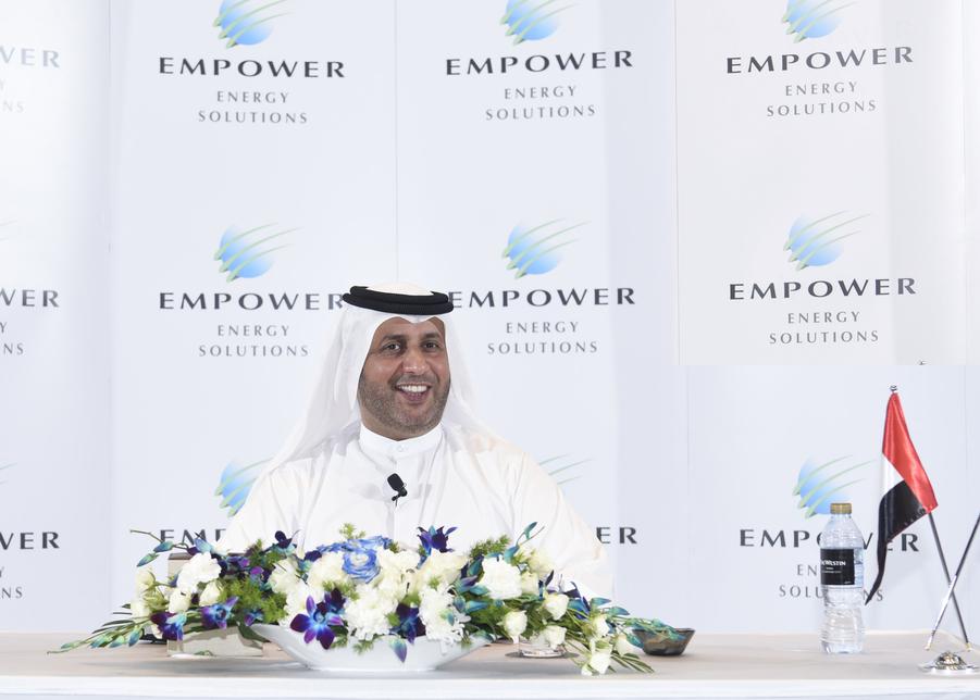 Ahmad Bin Shafar, the CEO of Empower.