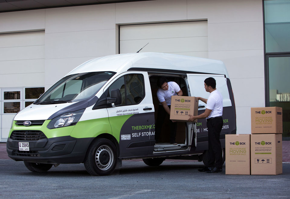 The Box has named the Ford Transit Custom its number one choice of panel van.
