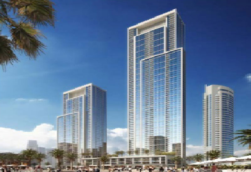 Arabtec has been awarded a contract to build Emaar Properties' Forte project in Downtown Dubai.