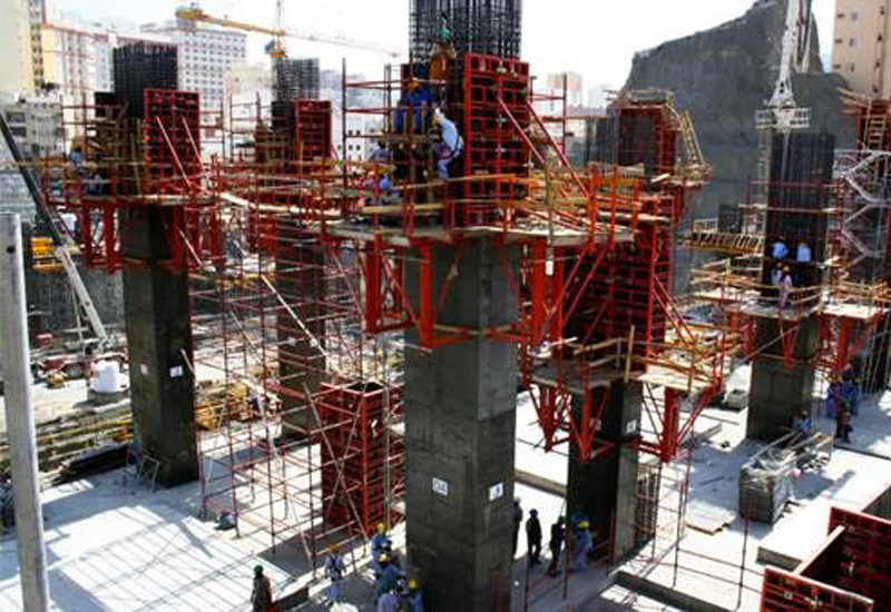 GHI Formwork FZCO conducts formwork and shoring operations across the MENA region.