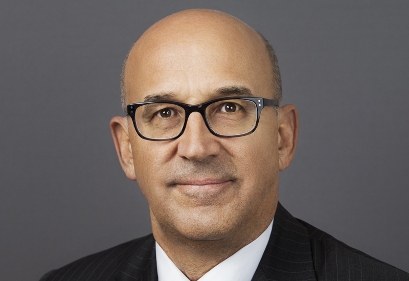 Gary Adams (above) is group president of Parsons.