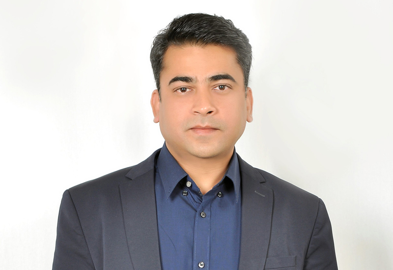 Gaurav Bhatnagar, head of Sales and Marketing.