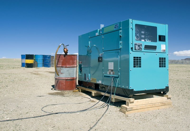 Back-up power generators must be fitted at all landmark developments across Dubai. [Representational image]