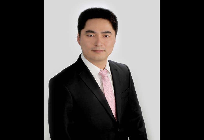 Wiliam Chen, executive director, Geoharbour Middle East Construction.