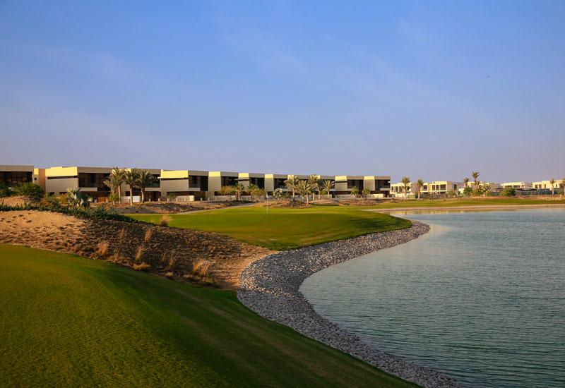 Trump International Golf Club Dubai at Damac Hills.