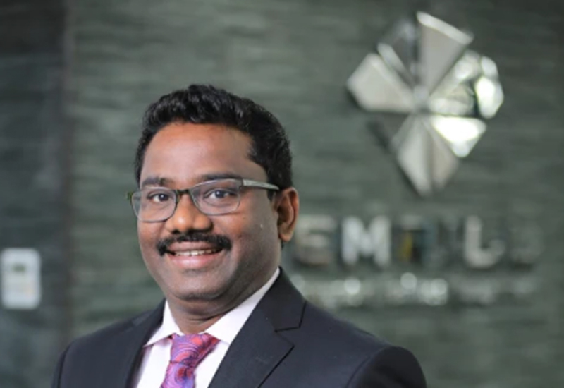 Gopala Krishnan has been appointed Emrill's operations director.