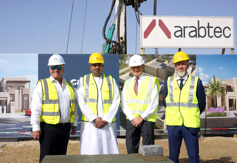 Arabtec Construction has been awarded the contract for Modon Properties' Show Village project.