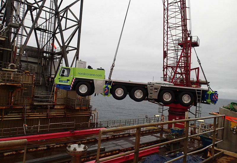 NEWS, PMV, Crane, Grove, North Sea, Oil