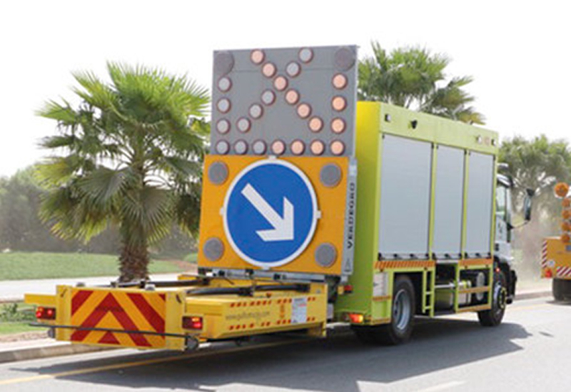 In a bid to improve the safety of construction crews conducting roadworks in the UAE, Dubai Municipality has purchased 11 IPVs from Gulfco.