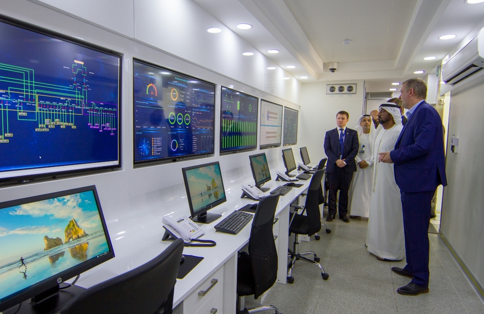 The new facility will enable Dubai Airports to host its private cloud.