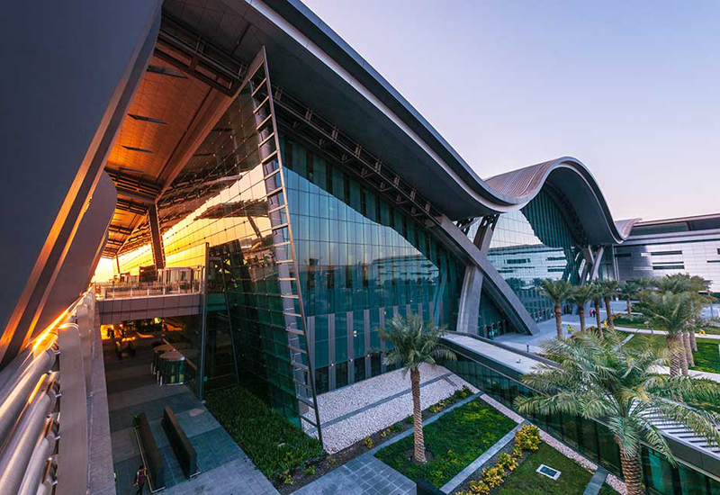 Qatar's Hamad International Airport to charge new exit tax on passengers.