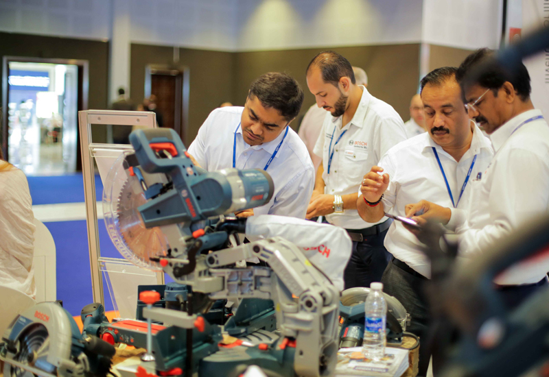 Hardware+Tools Middle East 2017 opened in Dubai on 22 May.
