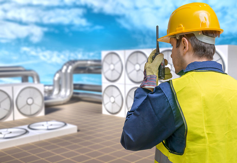 Event organisers are interested in prospects for next-generation sustainable HVAC systems [representational image].