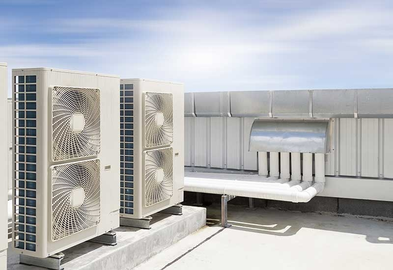 SPECIAL REPORTS, Sectors, Construction, Middle East HVAC, Technology