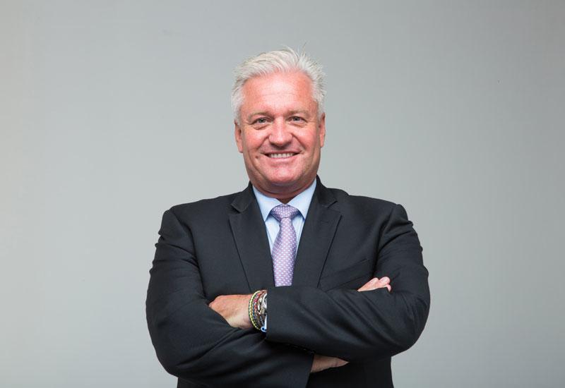 Hamish Tyrwhitt, Arabtec Holding and Depa Limited.