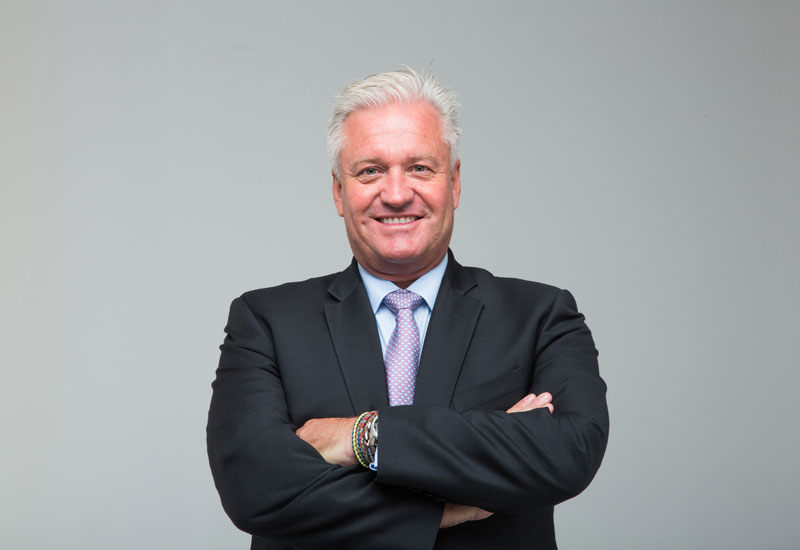 Hamish Tyrwhitt, Arabtec Holding and Depa Limited.