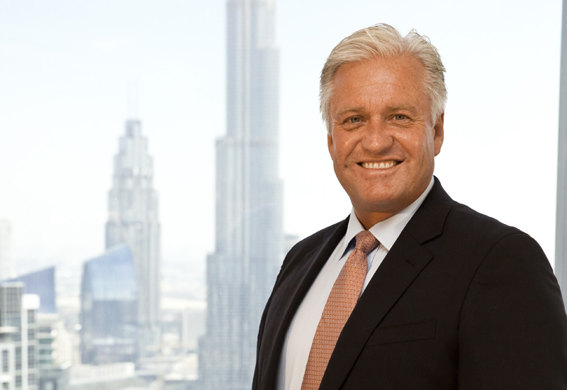 Hamish Tyrwhitt (above) will take over as chief executive of Arabtec Holding with immediate effect.