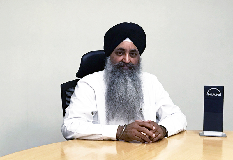 Harjinder Singh, chairman of the Image Group of Companies.