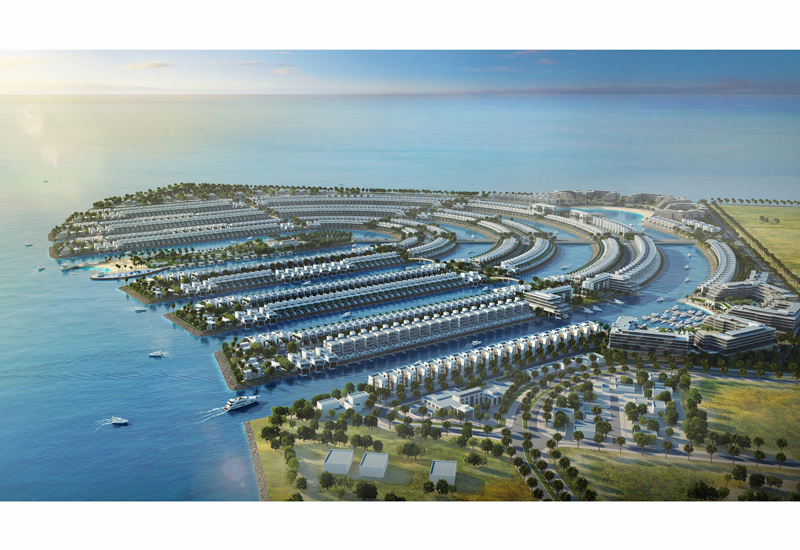 Bahrain's Hasabi Waterfront Development will feature residential and commercial components.