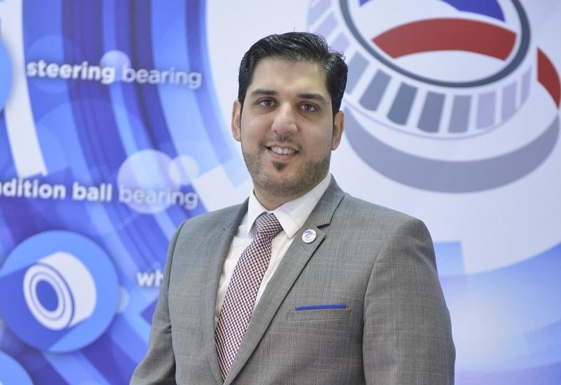 Hassanein Alwan, managing director, Mineral Circles Bearings.
