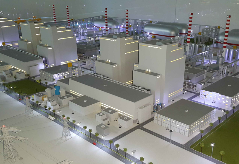 The Hassyan clean coal power plant is based on the IPP model, and will generate 2,400 megawatts (MW).